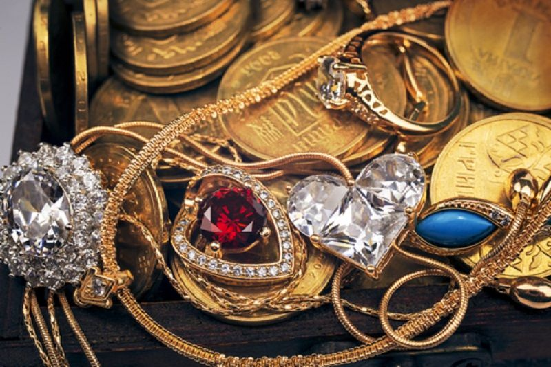 ABI Personal Home Jewelry Diamonds Gold Ruby Turquoise cm