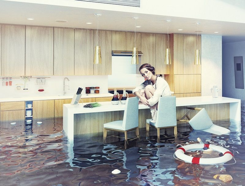 ABI Specialty Flooding Home Kitchen Women Sitting Stool cm