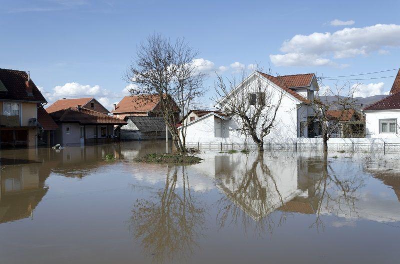 ABI Specialty Flooding Home River cm