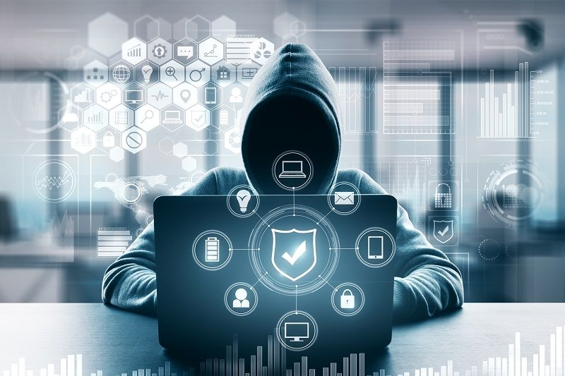 Computing and malware concept cm 1 1