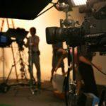Photo TV Studio crew with camera cm 440x293 150x150